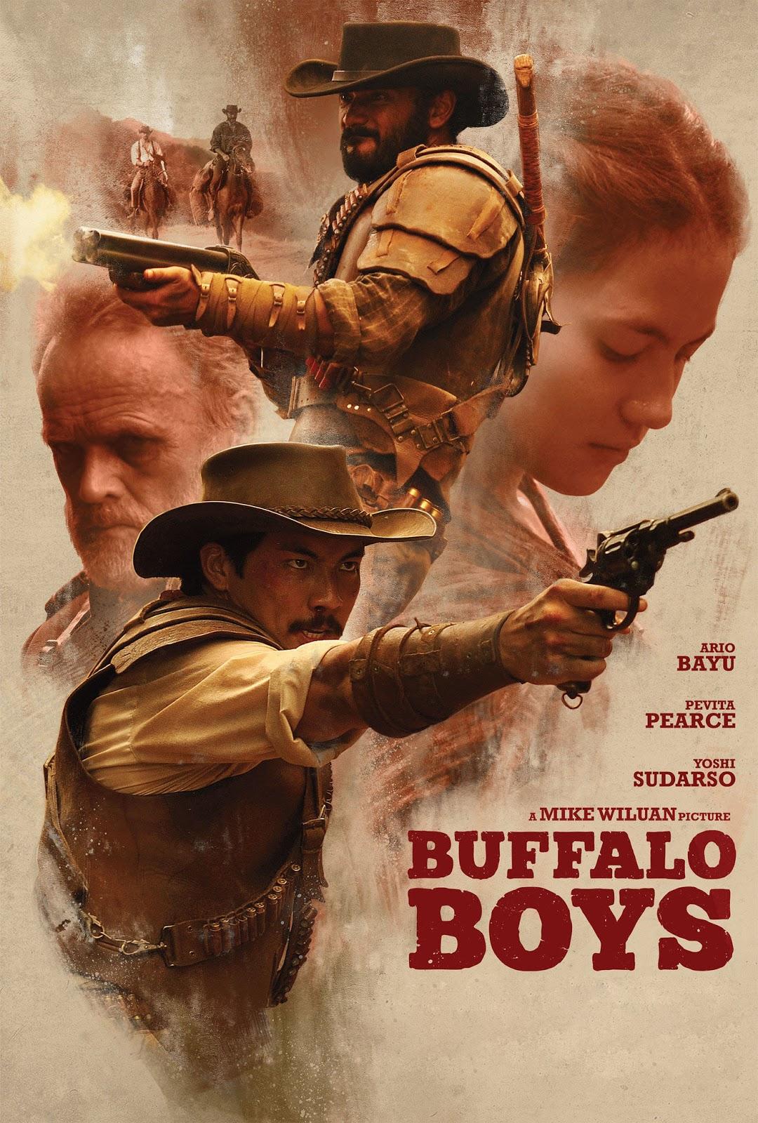 Buffalo Boys [2018] [DVDR] [NTSC] [CUSTOM HD] [Latino]