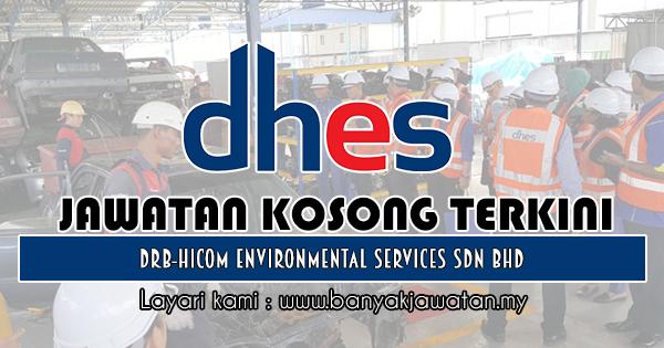 Jawatan Kosong 2019 di DRB-HICOM Environmental Services Sdn Bhd