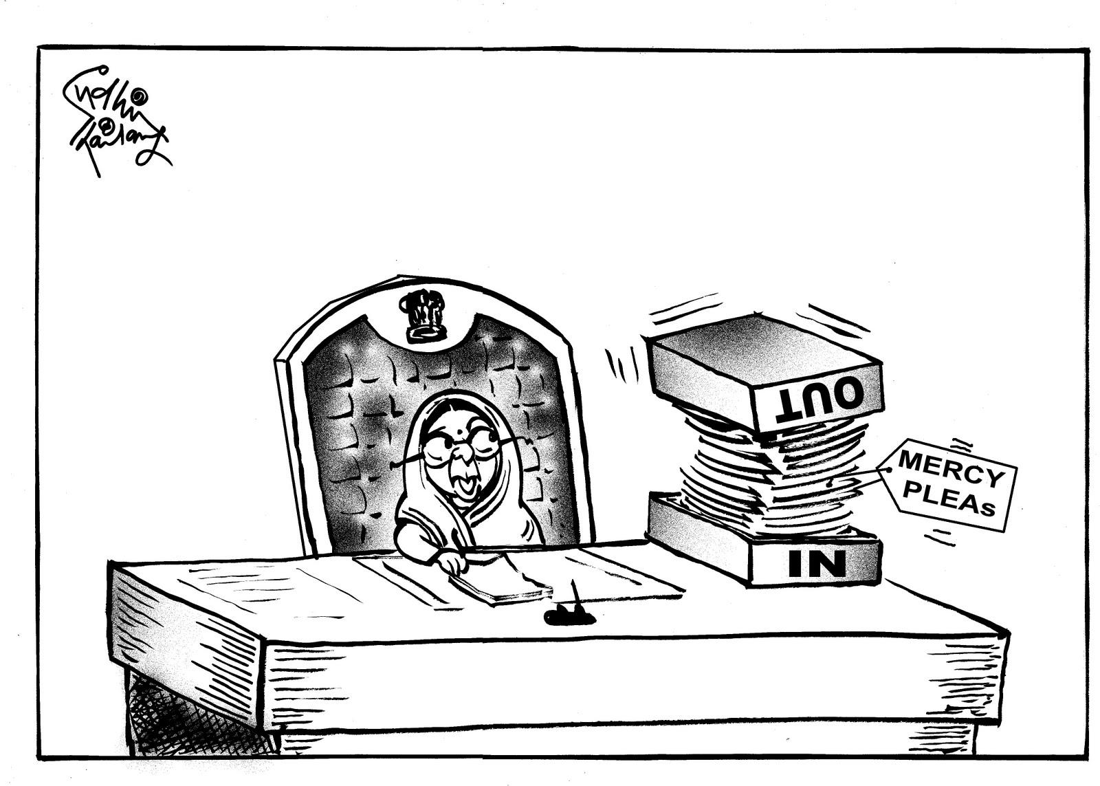 vibha tailang: Sudhir Tailang's Today's Cartoon/The Asian