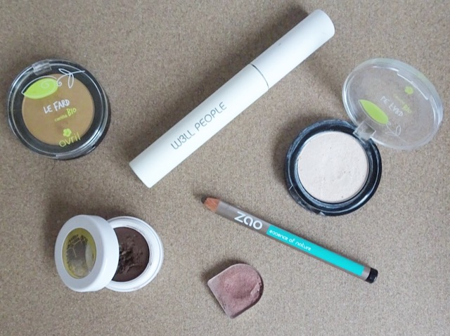 organic makeup, green beauty, natural makeup, green makeup