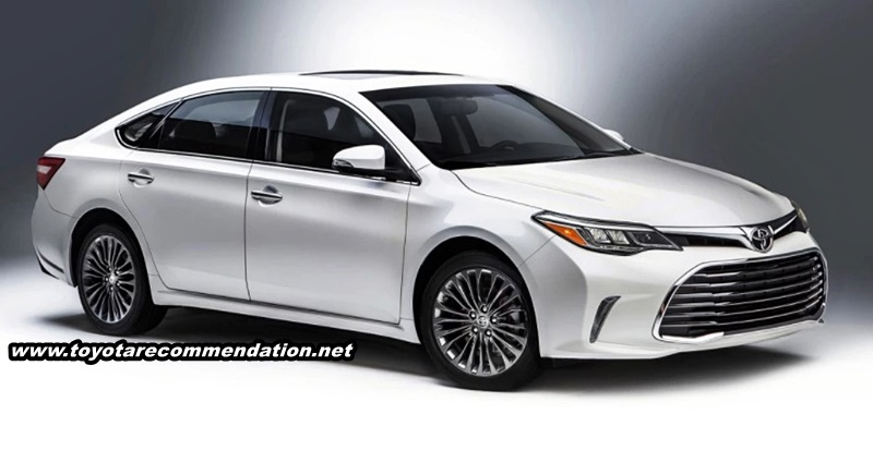 2018 Toyota Avalon Review, Price and Concept