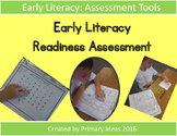 Early Literacy Readiness Assessment