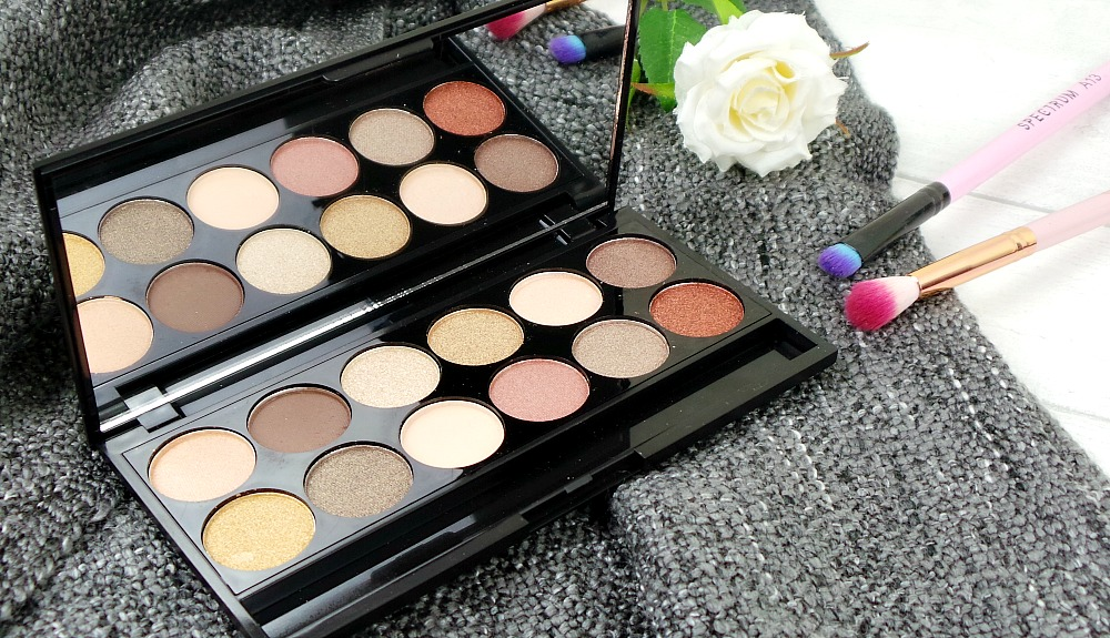 sleek i-Divine All Night Long Eyeshadow Palette
