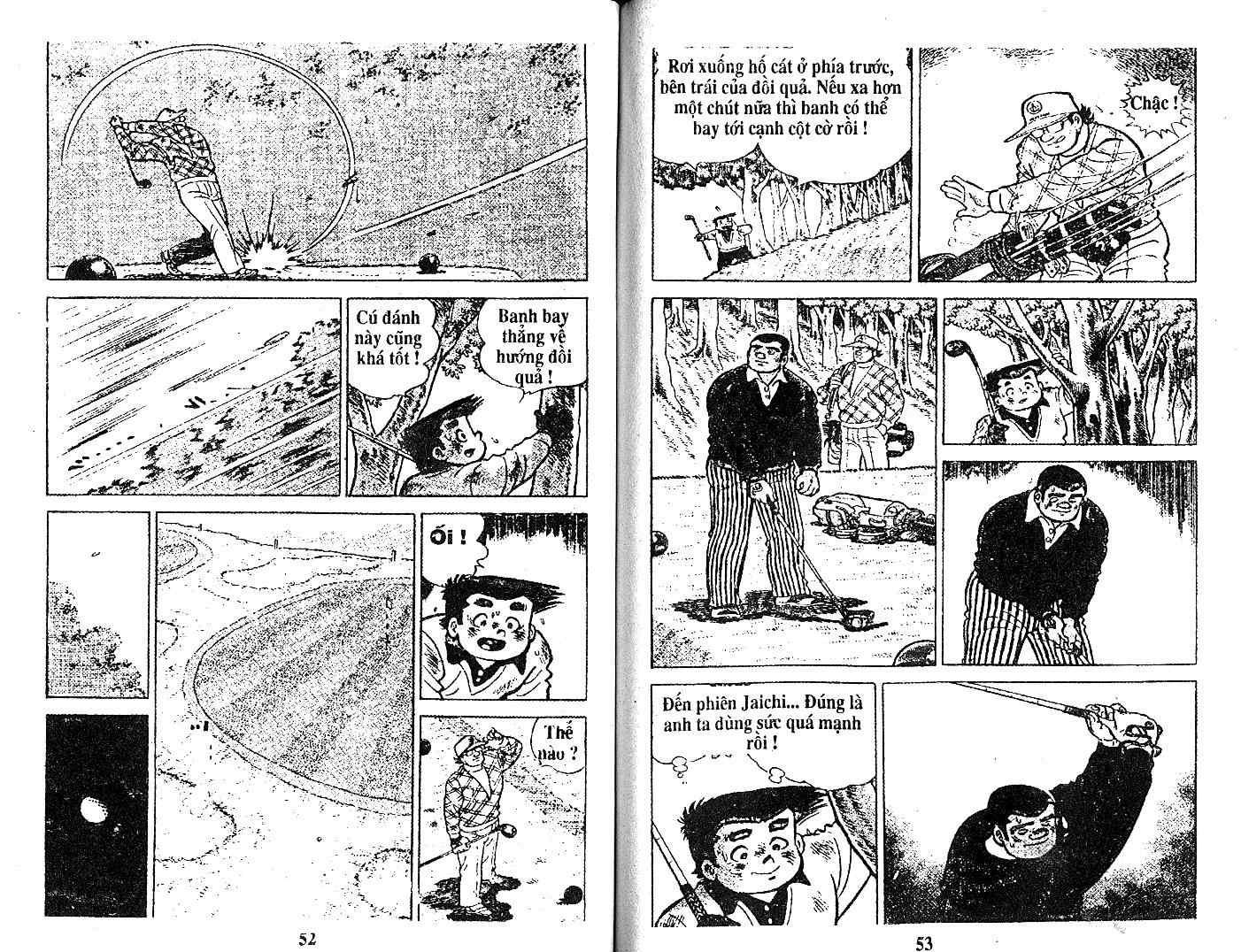 Ashita Tenki ni Naare chapter 18 trang 24