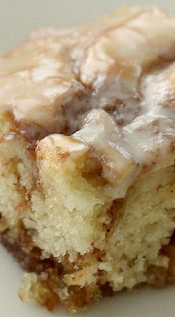 CINNAMON ROLL CAKE #cinnamon #rool #cake #rollcake #cakerecipes #dessert #dessertrecipes