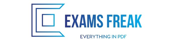 EXAMS FREAK : Btech Books Download pdf