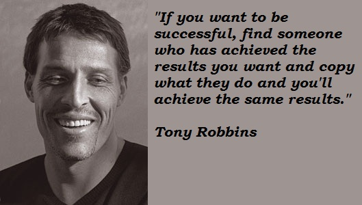 Quote by Tony Robbins