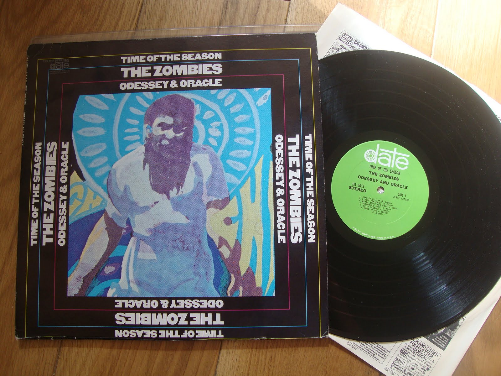 Back To Vinyl The Zombies Odessey Amp Oracle