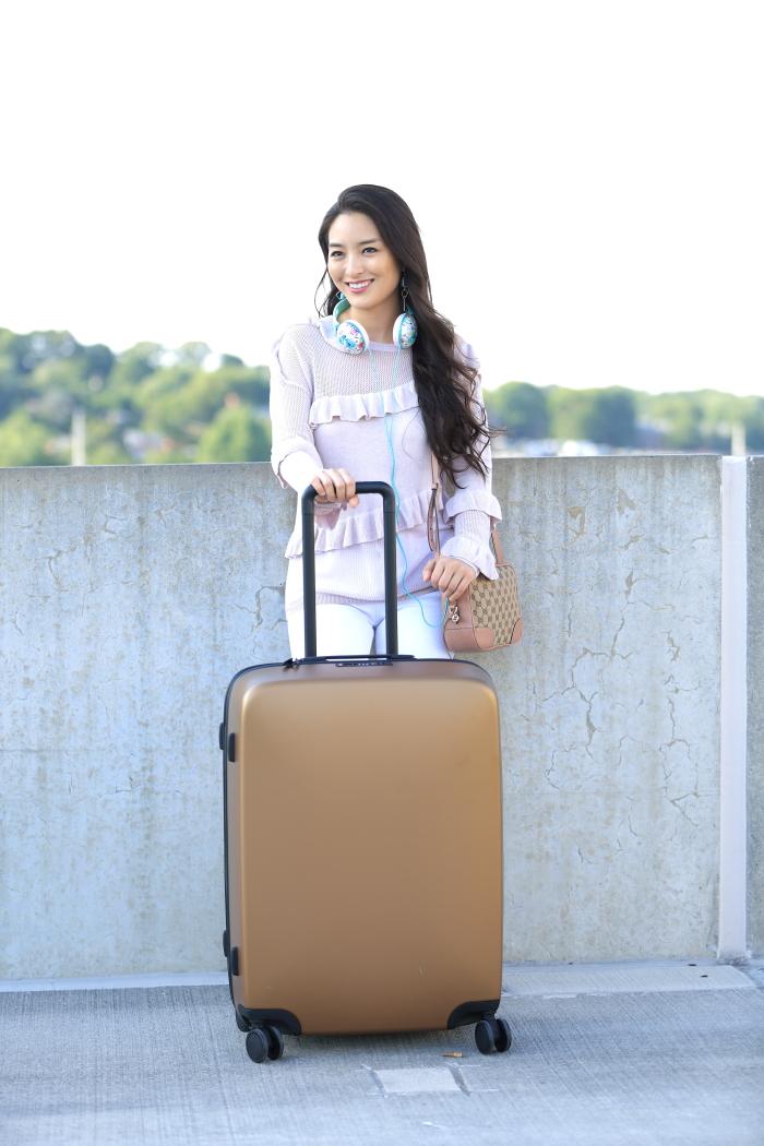 best smart suitcase