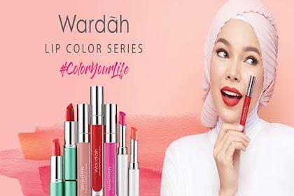 Daftar Harga Lipstik Wardah Lengkap Terbaru 2018