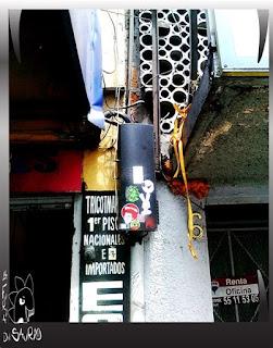 las calcas como parte del arte urbano