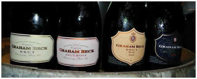 vinícola Graham Beck, em Robertson, África do Sul