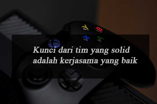 Kata-kata gamers tim