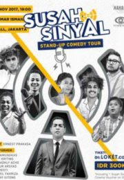 Download Susah Sinyal - Stand Up Comedy Show (2017) DVDRip