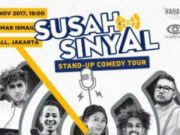 Download Susah Sinyal - Stand Up Comedy Show (2017)