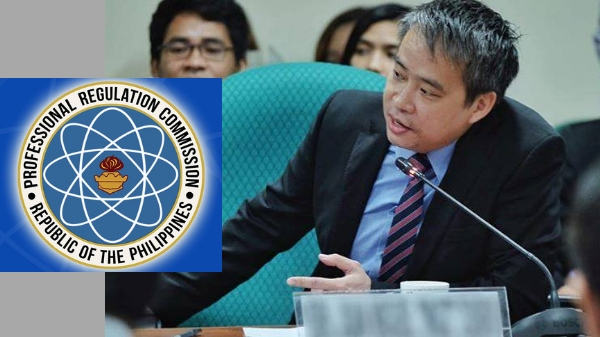 Villanueva aims to amend CPD law, extend PRC license validity to 5 years