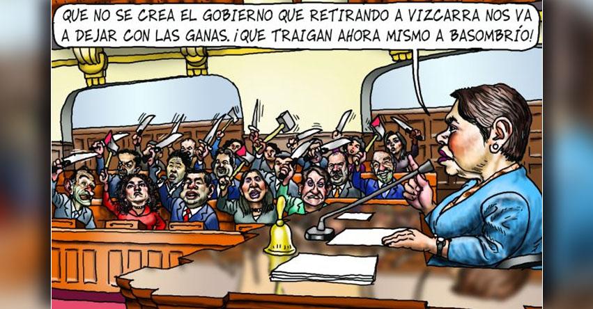 Carlincaturas Martes 23 Mayo 2017 - La República