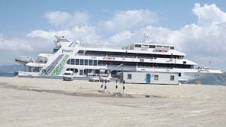 Medical Ship visits Central's Isolated villages