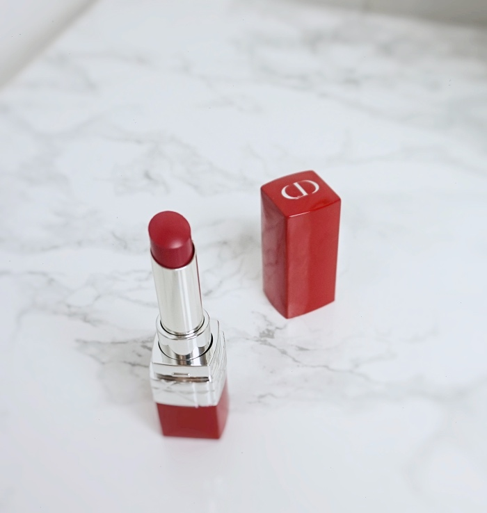 Dior Ultra Rouge 770 Ultra Love swatch review