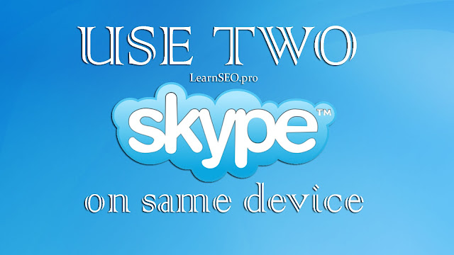 two skype