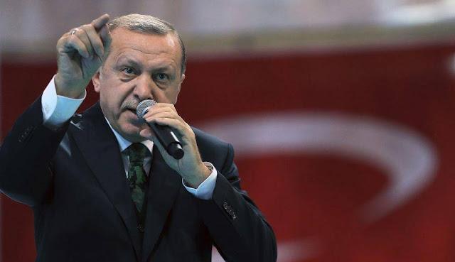 Ερντογάν: Δεν υπάρχει Κωνσταντινούπολη, υπάρχει «Ισλαμπόλ» – Η «Ωραία Ελένη»… μιλάει τουρκικά