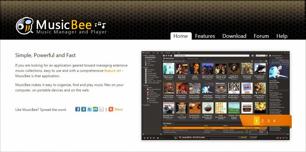 Musicbee android
