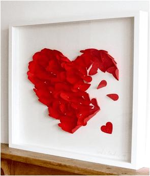 Sevgiliye el yapımı sürprizler