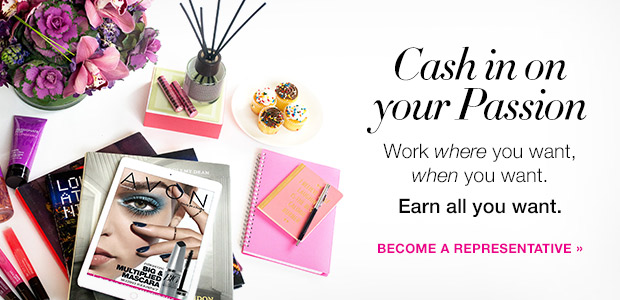 Learn More about Becoming an Avon Rep