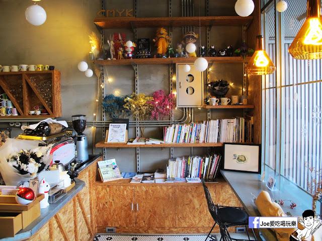 IMG 6451 - CMYK GALLERY | 集會畫教室、藝廊、餐廳於一身的特色餐廳,色彩繽紛的用餐環境,令人賞心悅目,也讓網美們為之瘋狂!