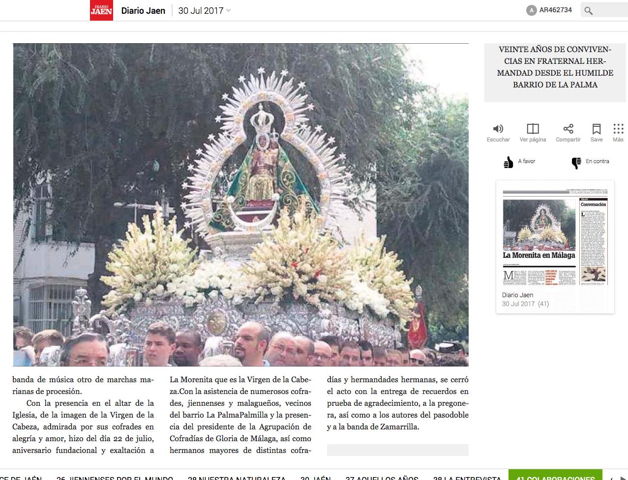 Casa de ja n en m laga la morenita en m laga diario ja n hoy - Casas rurales la morenita ...
