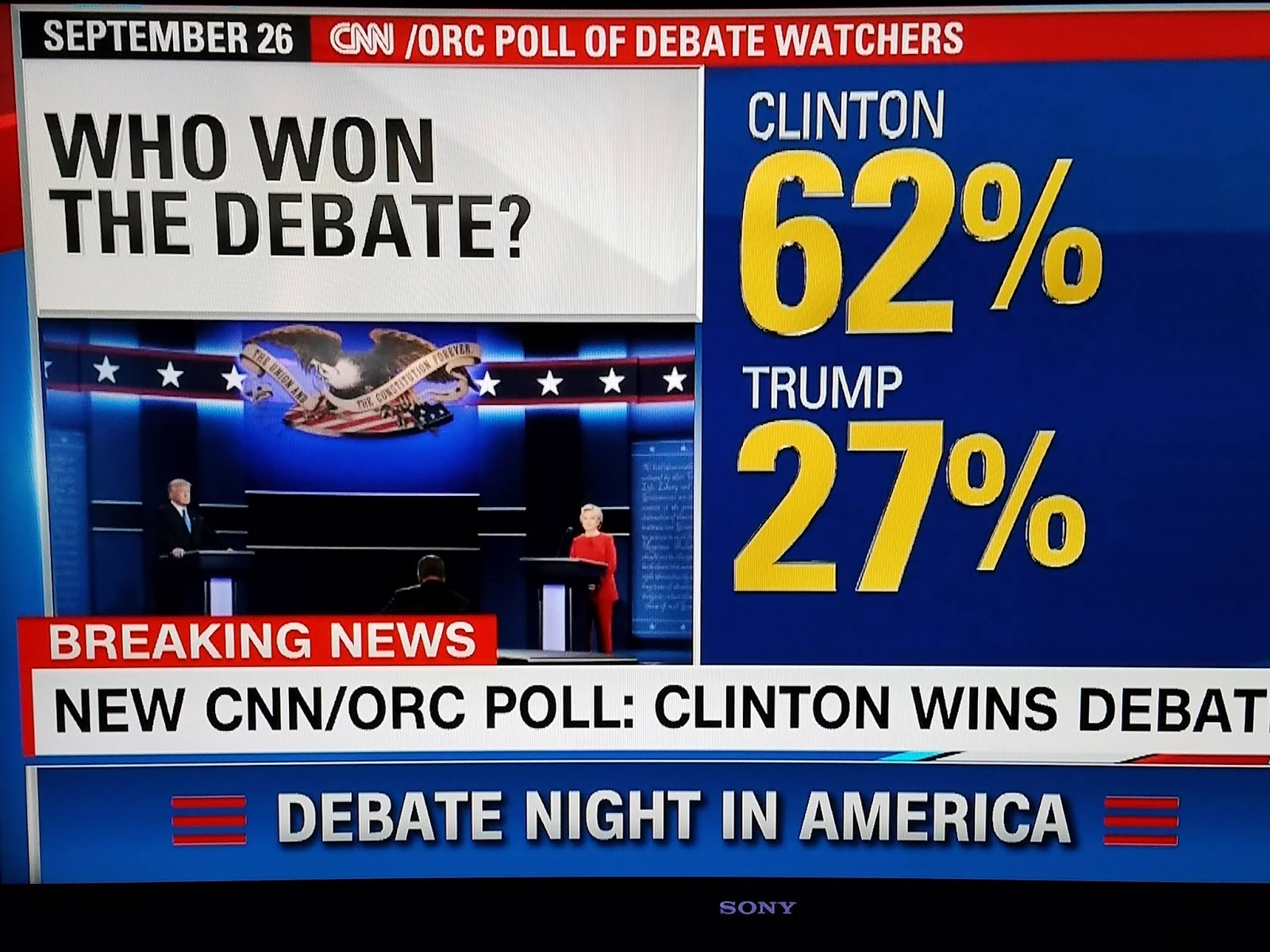 who won the debate - photo #26