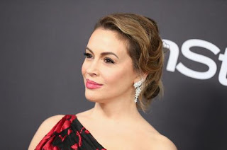Actress Alyssa Milano Suggests Sex Strike To Halt Anti-Abortion Law