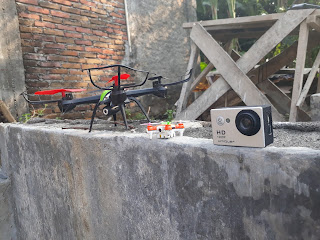 Review Action Camera be Unique Unique+ - NggoneRonan