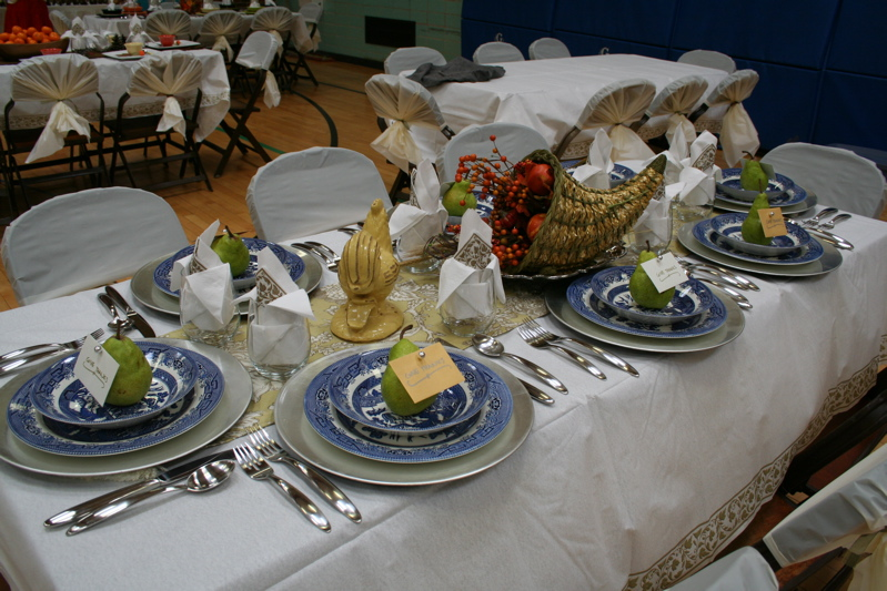 Ladies Fall Luncheon Ideas Ehow