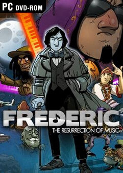 Frederic Resurrection of Music DC PC Full | MEGA | ISO
