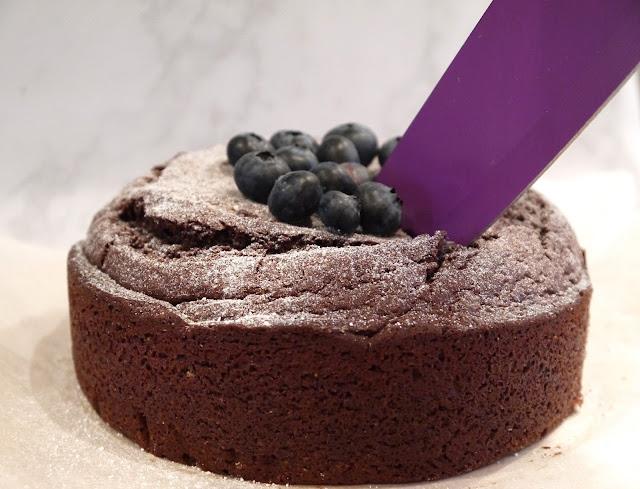 Swedish Kladdkaka Sticky Chocolate Cake The Betty Stamp