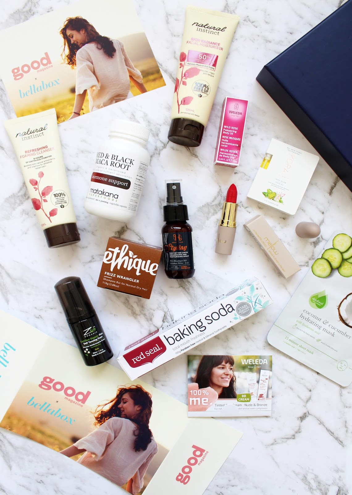 BELLABOX x GOOD MAGAZINE | Limited Edition Conscious Beauty Box - CassandraMyee