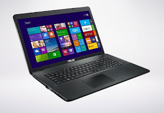 Asus X751LB Laptops  Full Drivers - Software For Windows 10 And Windows 8.1