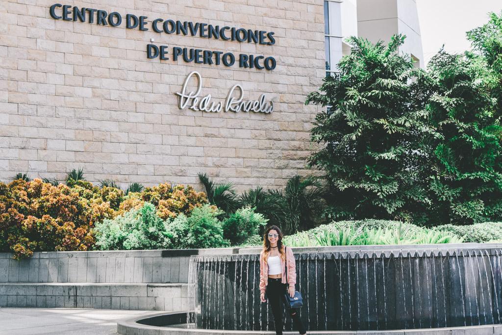 Centro de Convenciones Pedro Rosello de Puerto Rico
