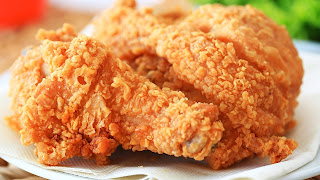 Chicken Crispy Broast Recipe By Chef