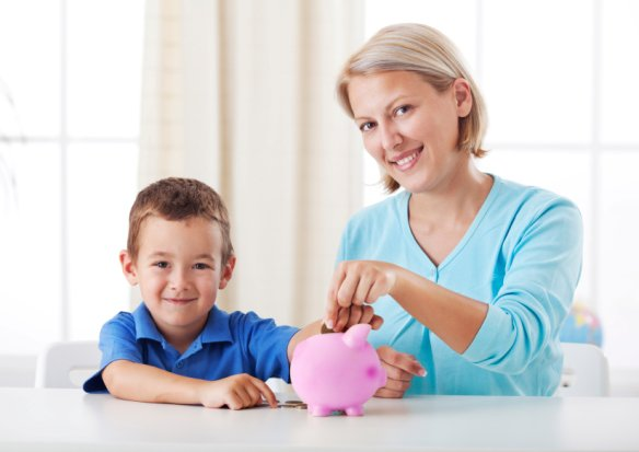 Five Financial Tips for Mothers