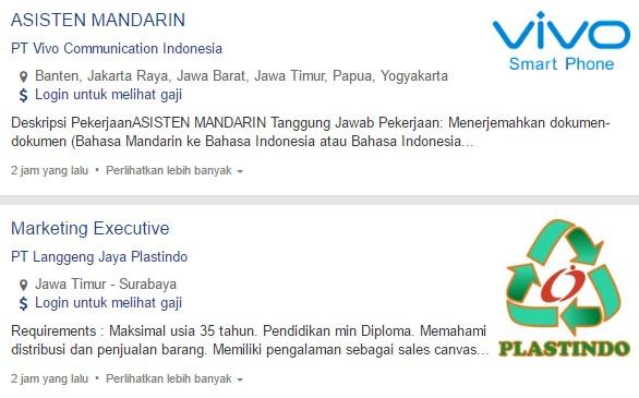Info Terbaru - Lowongan Kerja PT Vivo Communication Indonesia 2020