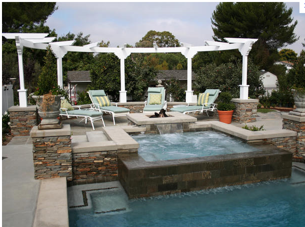 pergoladiy: Pool and Spa Pergola Ideas