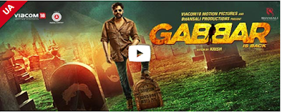 Gabbar is Back (2015) Hindi Full Movie Watch Online / Download DVDscr
