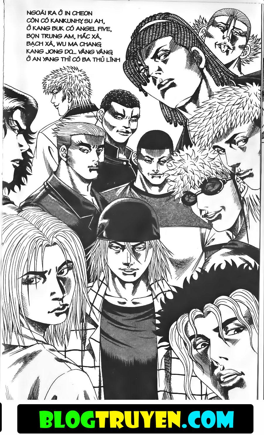Bitagi - Anh chàng ngổ ngáo chap 148 trang 23