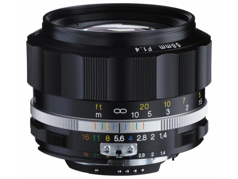 Объектив Voigtlander Nokton 58mm f/1.4 SL II S