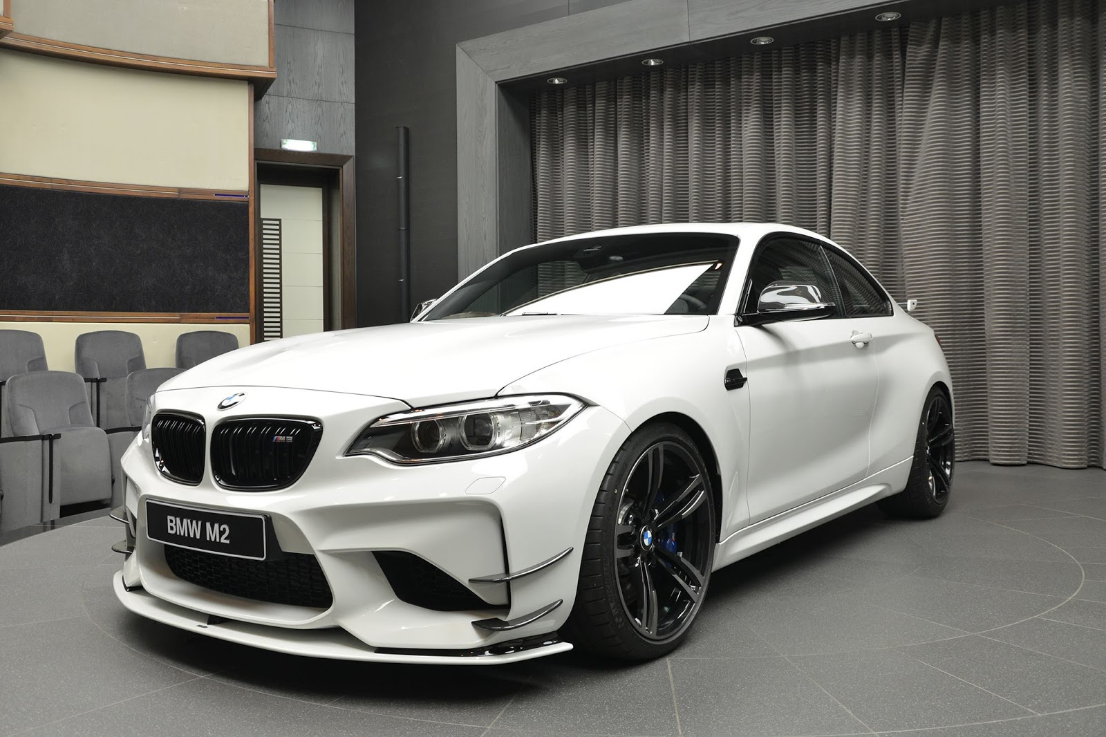ac schnitzer kit makes bmw m2 look properly angry. Black Bedroom Furniture Sets. Home Design Ideas