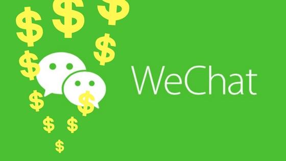 Cara Buat Duit Dengan WeChat