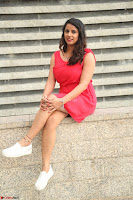 Shravya Reddy in Short Tight Red Dress Spicy Pics ~  Exclusive Pics 045.JPG