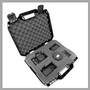 TOUGH-XL Hard-Body Travel and Storage Case Camera